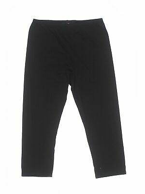 Iz Byer Girls Black Leggings 10