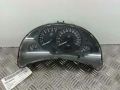 Instrument Cluster VAUXHALL CORSA 2004 1199 Petrol 999999 Miles