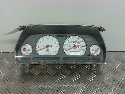 Instrument Cluster MG ZR 2002 1796 Petrol 999999 Miles
