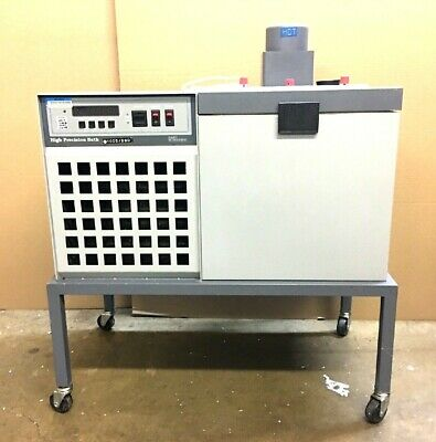 Hart Scientific 7011 High Precision Bath 1005/590 with Rolling Stand #6279