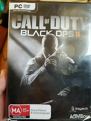 Call Of Duty Black Ops2 Pc