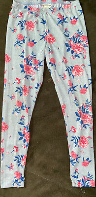 girls leggings size Large