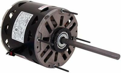 A.O. Smith BDL1106 1 HP 1075 RPM 3 Speed 115 Volts12.3 Amps Blower Motor