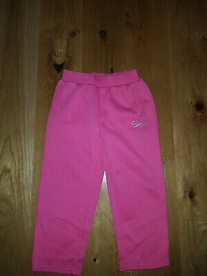 Girls tracksuits bottoms 3-4 years