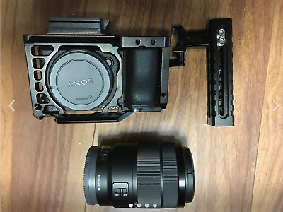 sony a6500 camera 18-135 lenses   Accessories for youtube