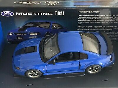 AUTOart 2003 FORD MUSTANG MACH 1 1:18