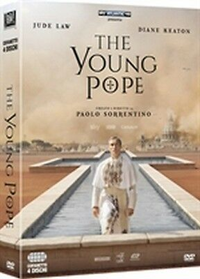 The Young Pope (4 DVD) - ITALIANO ORIGINALE SIGILLATO -