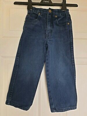 Excellent Condition Boys Denim Jeans Age 2-3 Years