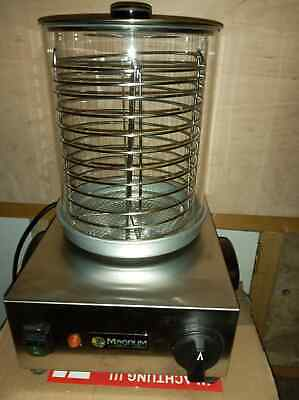 Royal Catering Commercial Hot Dog Warmer RCHW 800