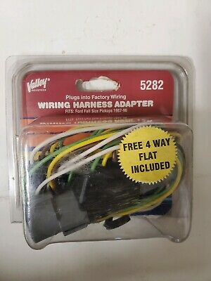 5282 Wiring Harness Adapter 1987-1996 Ford Full Size Pickups
