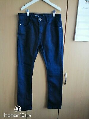 Boys Next Blue Skinny Jeans Age 12 Years in Excellent condition.