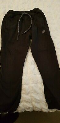 Boys next jogging bottoms age 9 years Navy