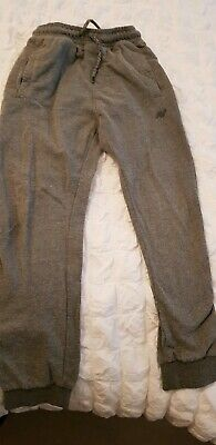 Boys next jogging bottoms grey age 9 years