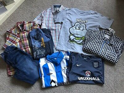Boys Clothing bundle-Age 10-12 Yrs-Next-J Jeans