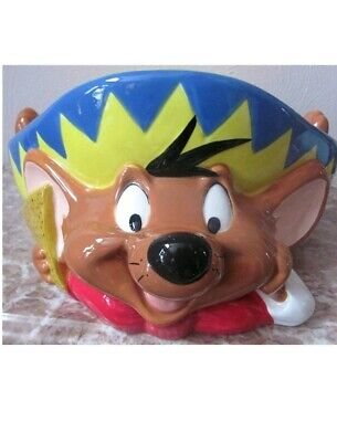Speedy Gonzales chip and salsa bowl