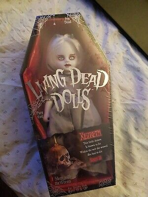 Living Dead Dolls Series 24 Xezbeth (BNIB)