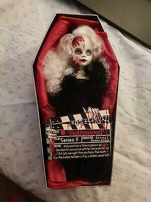 Living Dead Dolls Hollywood (Unsealed But In Excellent Condition)