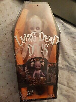 Living Dead Dolls Series 16 Squeak SEALED BNIB