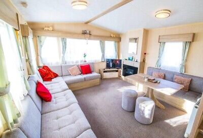 Luxury caravan for sale/hire Parkdean Resorts Camber Sands low fixed site fee