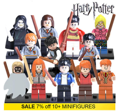 Mini Figures Harry Potter & Lord Of The Rings & Game of Thrones Thestral Aragog