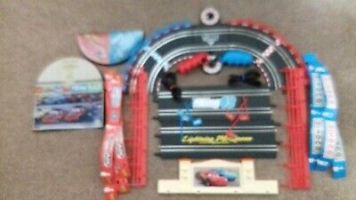 CARRERA GO!!!  DISNEY PIXAR CARS LIGHTNING McQUEEN ULTIMATE TRACK EXTENSION