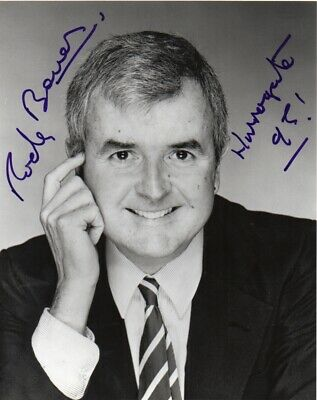 Rodney Bewes Autograph - The Likely Lads - Signed 10x8 Photo - AFTAL
