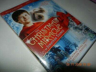 Christmas Miracle Dvd Film Boys Girls Xmas Presents Gifts Eve Box Kids Unwanted