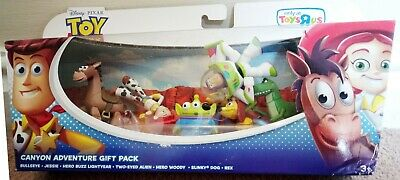 Toy Story Minis Figures Pack of 7(1 or 2 figure is loose)