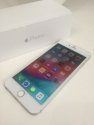 Apple iPhone 6 Plus - 16GB - Silver 💥 Unlocked To All Networks 💥