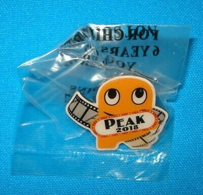 AMAZON Peak 2018 Peccy Pin