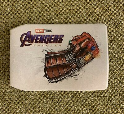 Brand New Marvel Studios Avengers Endgame Travel Wallet