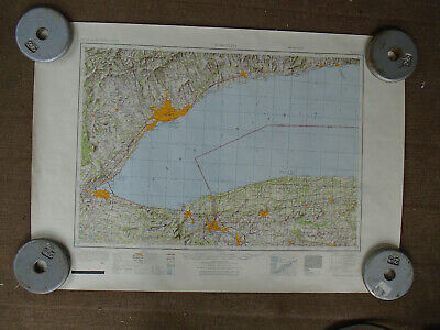 Lot of Vintage Military Maps  1940's - 1950's AMS Army Corps of Engineers