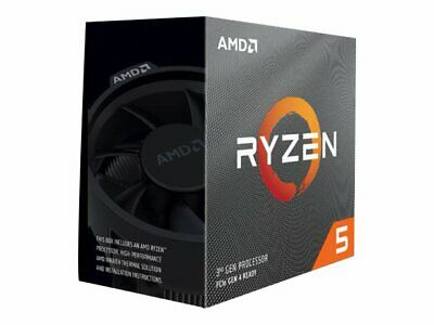 AMD Ryzen 5 2600 3.4 GHz 6-core 12 threads 16 MB cache Socket AM4 YD2600BBAFBOX