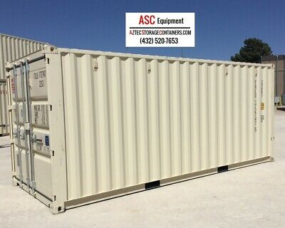20 Foot NEW    Shipping Container, Cargo Container, Conex Box, Sea Box