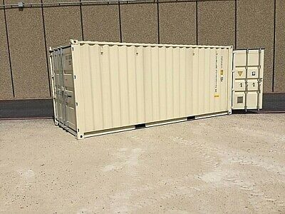 20 Foot NEW   DD Shipping Container, Cargo Container, Conex Box, Sea Box