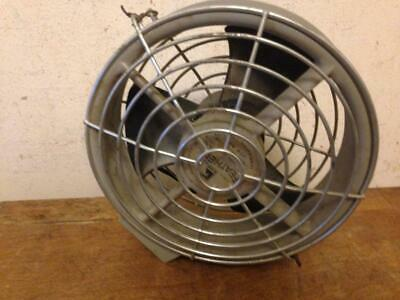 Vintage Rotron Feather Fan #103 115V Industrial Working Quietly