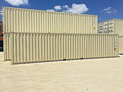 40 Foot NEW  High Cube  Shipping Container, Cargo Container, Conex, Storage