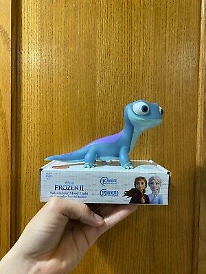 Disney FROZEN 2 Bruni Salamander Mood Light Elsa SOLD OUT *IN HAND*