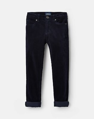 Joules 207215 Cord 5 Pocket Trousers - FRENCH NAVY