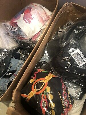 Branded Womens Clothing Wholesale Bundle Joblot - 10 Items - All With Tags!!