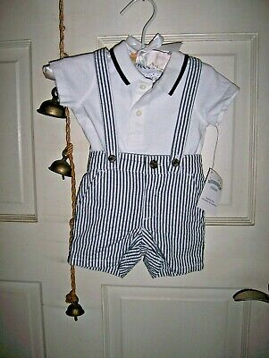 Gymboree ISLAND BEAUTY Blue Turtle Tank Top /& Short Bloomer 2 piece outfit NWT