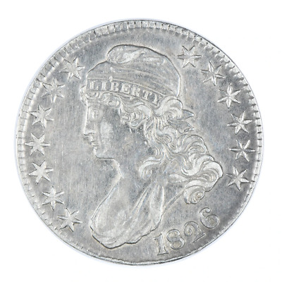 1826 Capped Bust Half Dollar Extra Fine