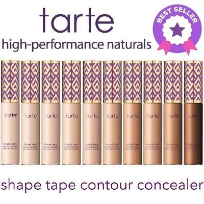 Tarte Shape Tape Contour Concealer 10ml All Shades - 100% Authentic