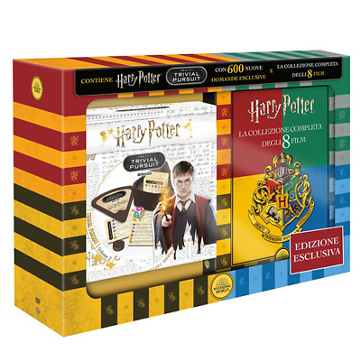 Harry Potter Collection (8 Dvd+Trivial)  [Dvd Nuovo]