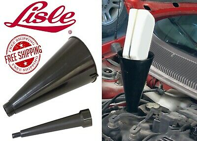 Lisle 19802 Threaded Oil/Transmission Funnel Tool New Free Shipping USA