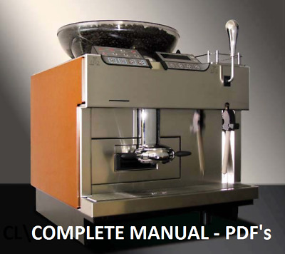 Thermoplan 901/Mastrena complete manual