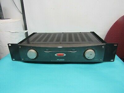 Alesis RA150 Rack Mount Professional Studio Reference Amplifier 75W