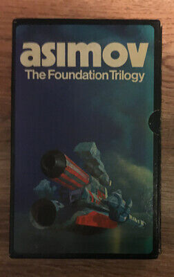 Panther SF: The Foundation Trilogy by Isaac Asimov - Boxed Set