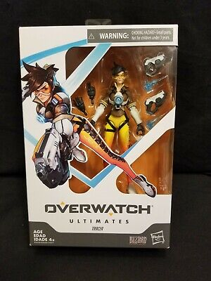 Overwatch Ultimates Series Tracer 6-Inch Collectible Action Figure #B8