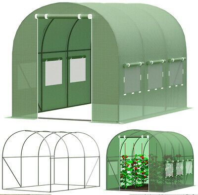 Greenhouse garden tomato house foiling plant house polytunnel